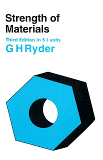Strength of Materials Book By G H Ryder