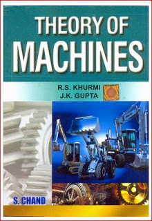 R S Khurmi Theory of Machines eBook