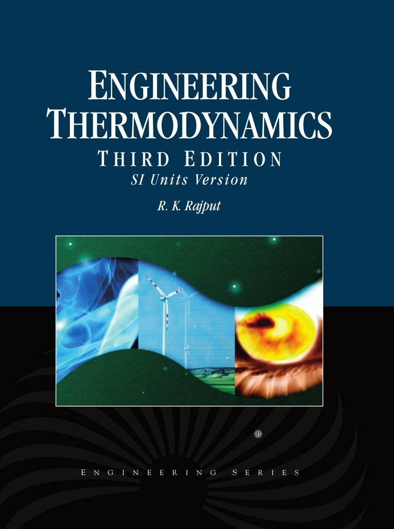 Engineering Thermodynamics by R K Rajput PDF
