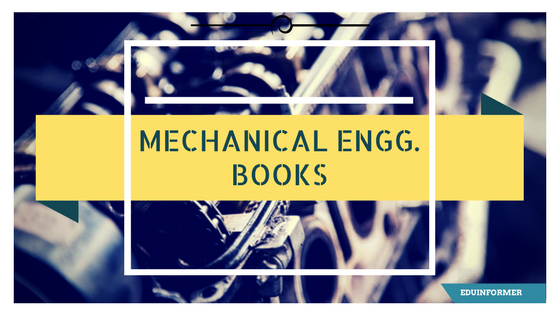 MECHANICAL ENGINEERINGBOOKS