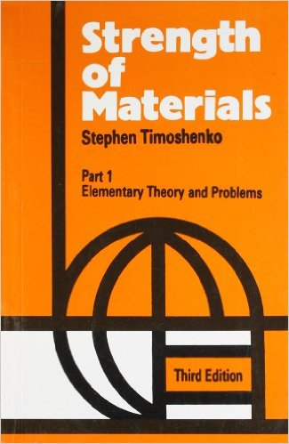 Strength of Materials By Stephen Timoshenko Part 1 & 2