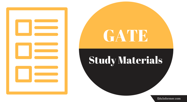 GATE Books, Study Materials and Other Free Resources