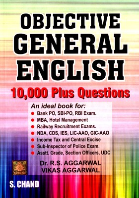 R S Aggarwal Objective General English eBook PDF Download