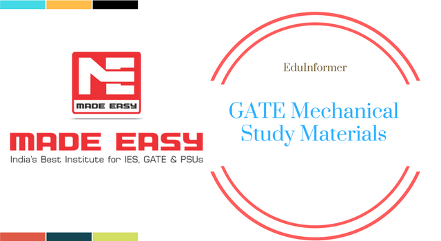 GATE Made Easy Mechanical Engineering Notes