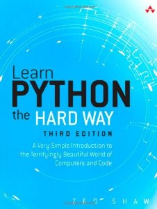 Learn Python The Hard Way by Zed A. Shaw