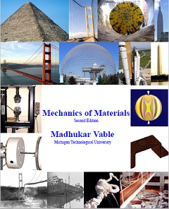 Mechanics of Materials by Madhukar Vable eBook