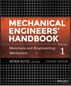 Mechanical Engineers' Handbooks By Myer Kutz 1