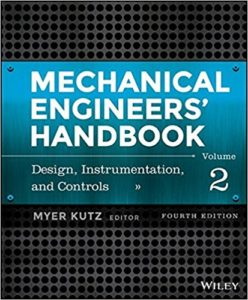 Mechanical Engineers' Handbooks By Myer Kutz 2