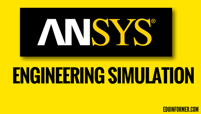 ANSYS : Free Engineering Simulation for Students & Educators