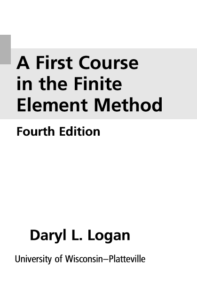 Best Books on Finite Element Analysis (PDF) 1