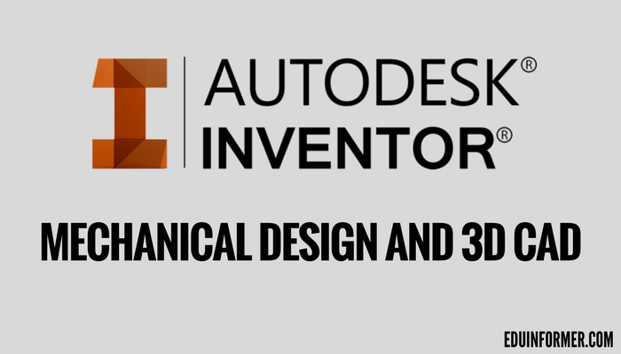AutoDesk Inventor : Download Free for Students & Educators