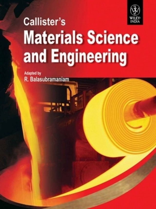 Callister's Material Science and Engineering Book