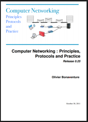 Computer Networking : Principles, Protocols and Practice