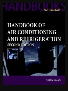air conditioning book shan k wang pdf