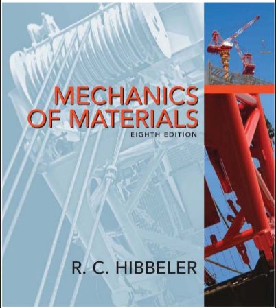 Mechanics of Materials By R C Hibbeler