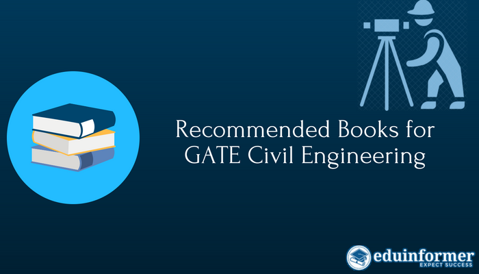 Best Reference Books for GATE Civil Engineering (2020)