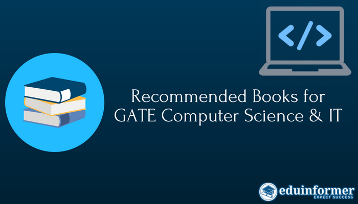 Best Reference Books for GATE Computer Science & IT (2020)