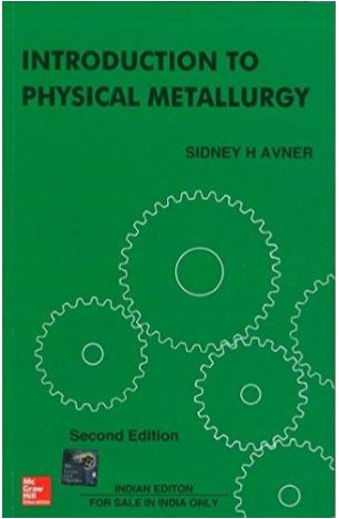 Introduction to physical metallurgy Avner pdf download