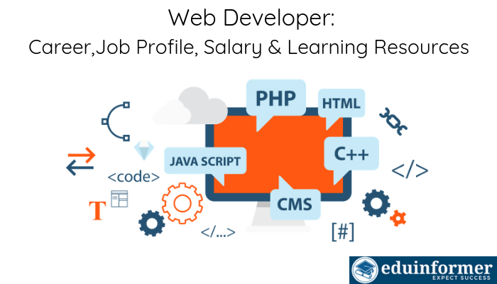 Web Developer: Career, Job Profile, Salary and Online Courses