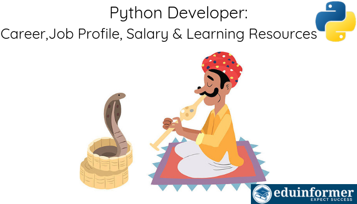 Python Developer: Career, Job Profile, Skills, Salary and Learning Resources
