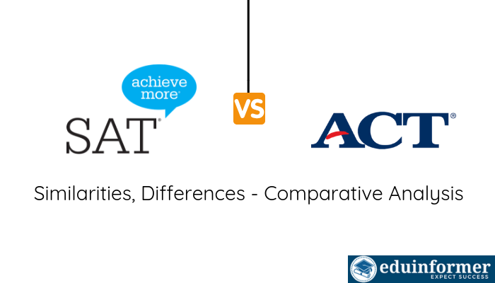 SAT vs ACT: Comparative Analysis & Guide to Choosing the Right Test (2020)