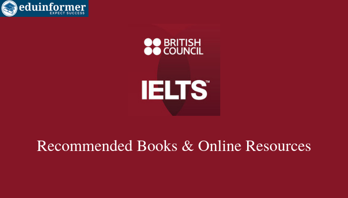 Best Books & Online Resources for IELTS