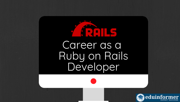 Career as a Ruby on Rails Developer: In High Demand