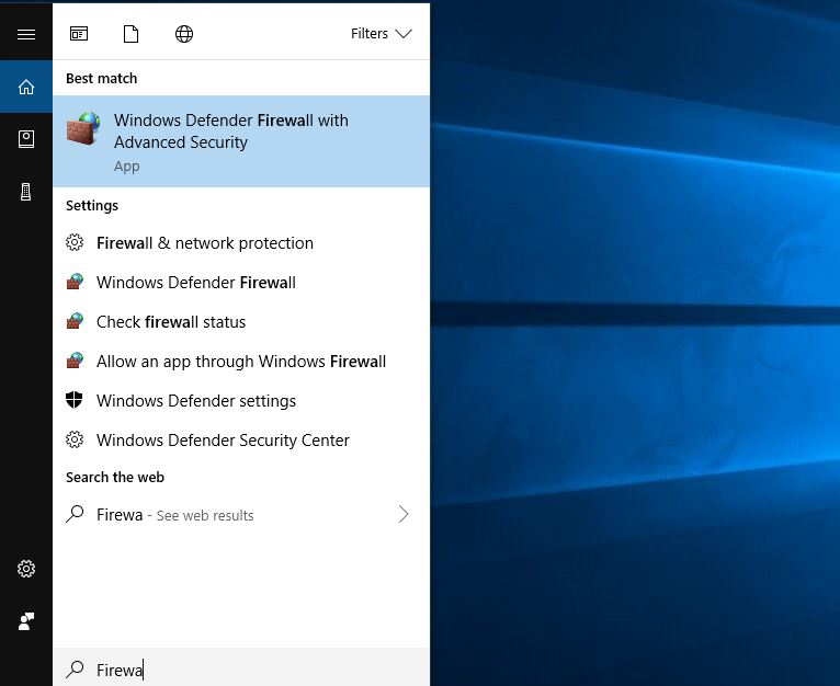 How to Block An Application from Accessing the Internet with Windows Firewall 1