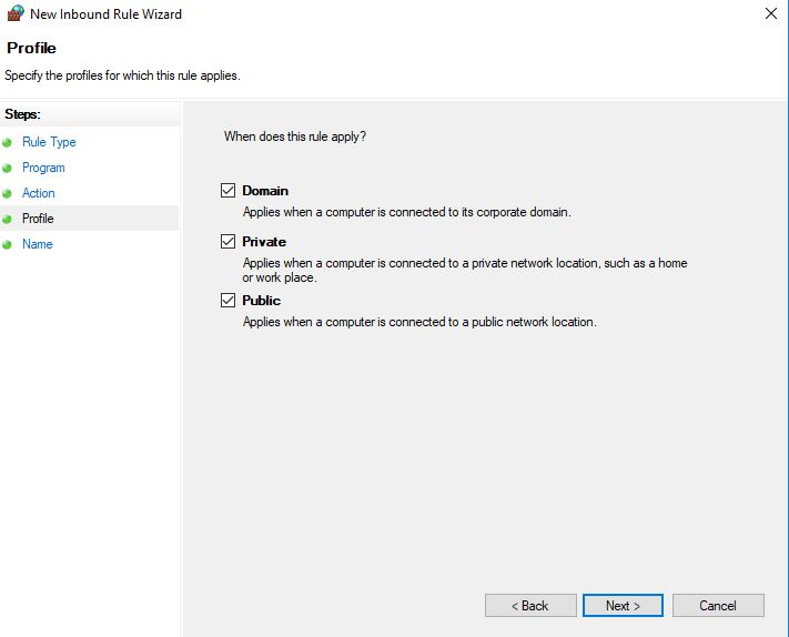 How to Block An Application from Accessing the Internet with Windows Firewall 7