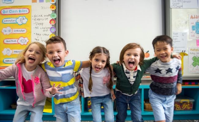 5 Science-Backed Strategies for Teaching Self-Control Inside a Preschool Classroom