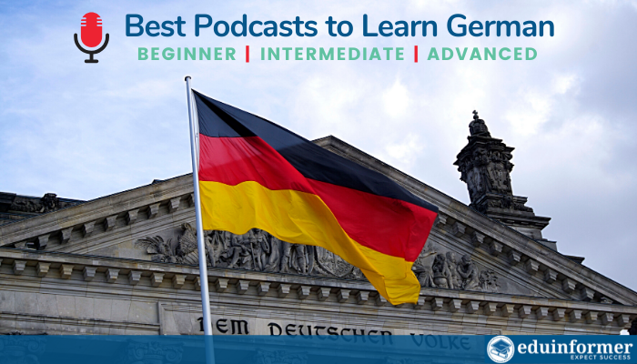 best podcasts to learn german