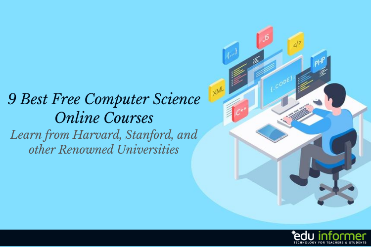 Free Computer Science Online Courses – Learn from Harvard, Stanford, and other Renowned Universities