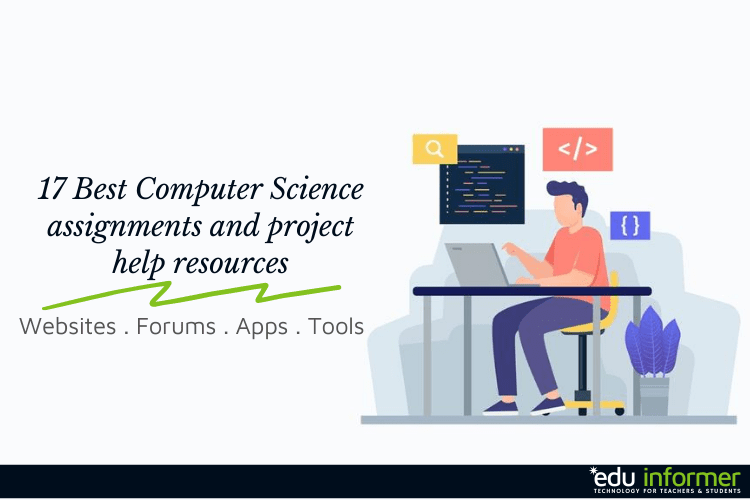 17 Best Computer Science assignments and project help Resources