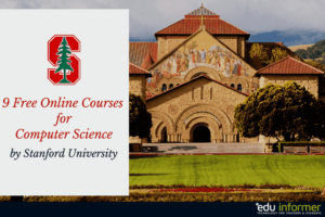 9 Free Online Courses for Computer Science by Stanford min