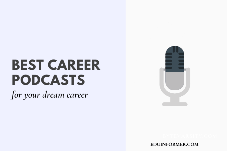 12 Best Career Podcasts for Your Dream Career