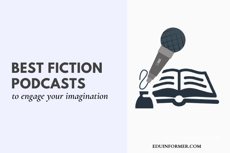 8 Best Fiction Podcasts You Cannot Miss On!