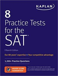 Best Prep Books for the New SAT (2020-2021) - Updated List with Review 1