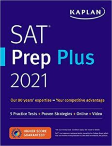 Best Prep Books for the New SAT (2020-2021) - Updated List with Review 2