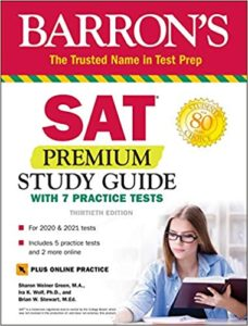 Best Prep Books for the New SAT (2020-2021) - Updated List with Review 3
