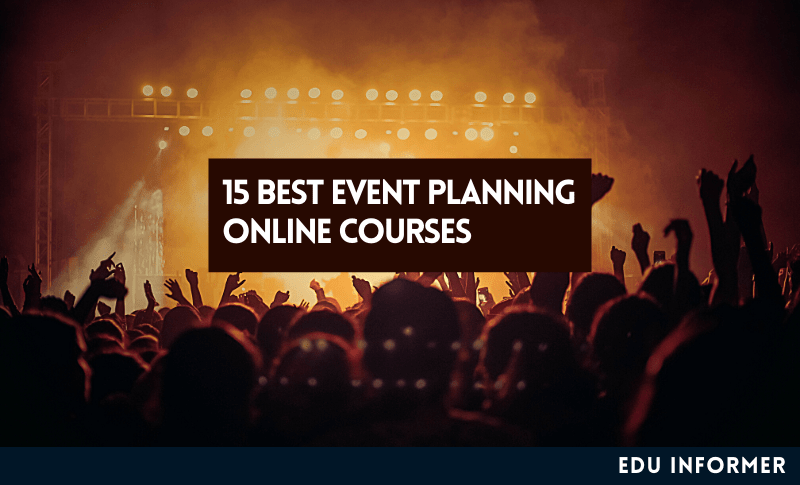 event planning online courses