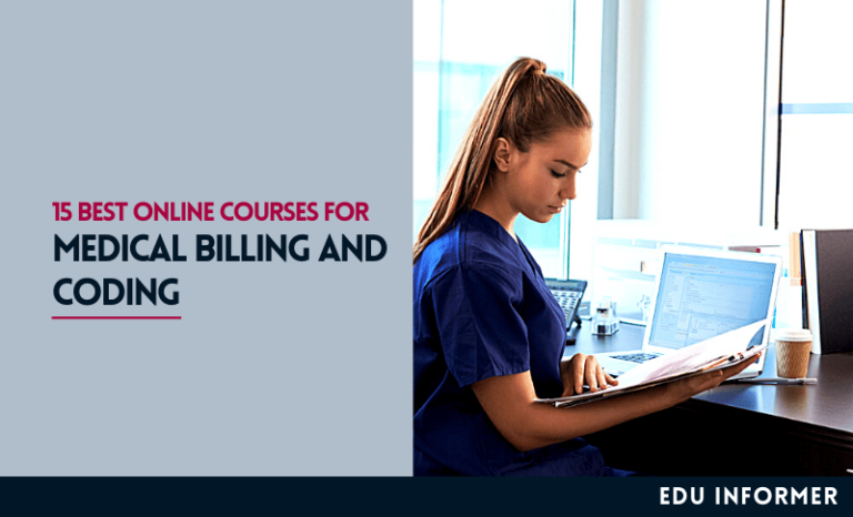 15 Best Medical Billing and Coding Online Courses and Certifications