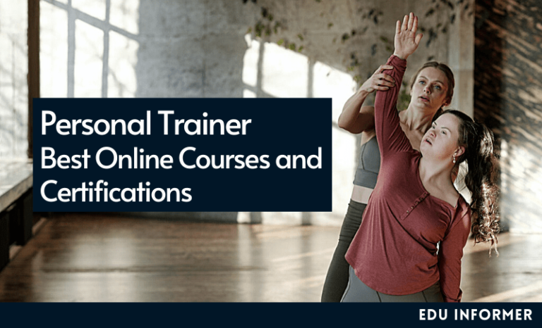 15 Best Personal Trainer Online Courses & Certifications