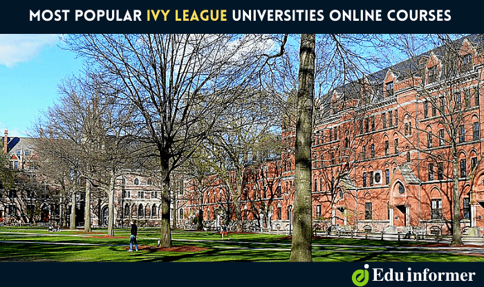 10 Most Popular Ivy League Online Courses in 2021