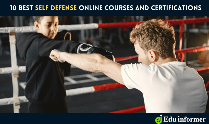 10 Best Self Defense Online Courses and Certificate Programs in 2021